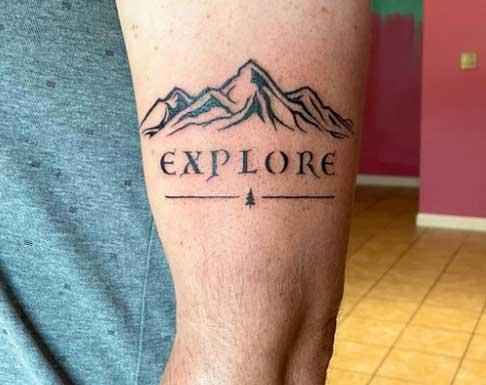 tattoo explorador