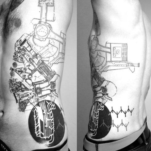 Tatuajes de Ingeniería