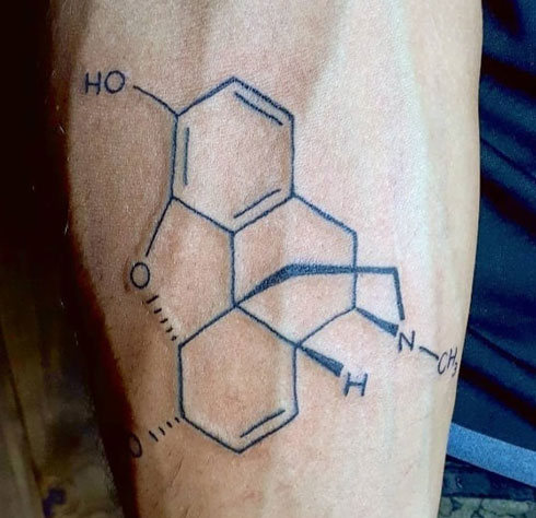 tatuaje quimica