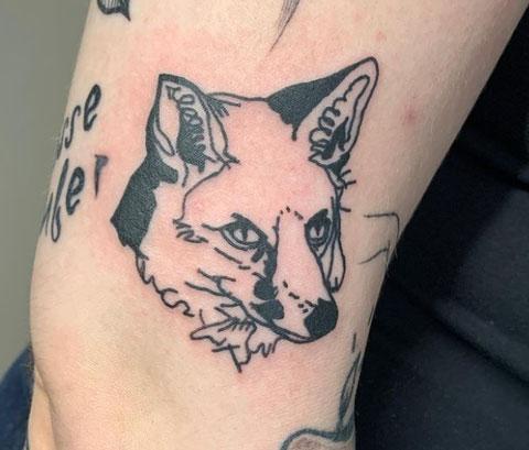 ignorant tattoo zorro