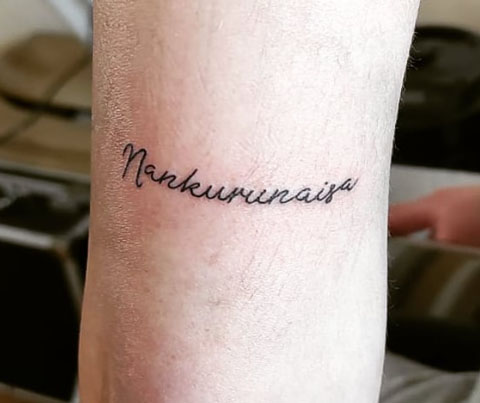Tatuaje Nankurunaisa