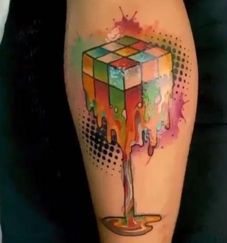 nueva escuela tattoo