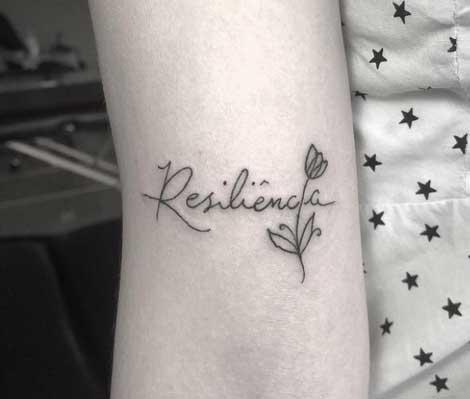 resiliencia tatuajes