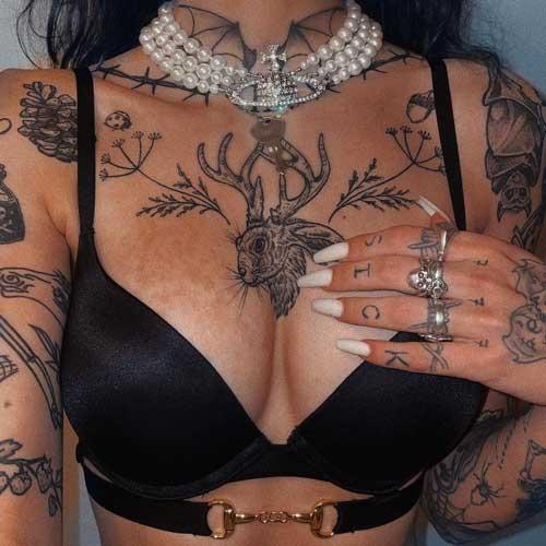 tattoo liebre