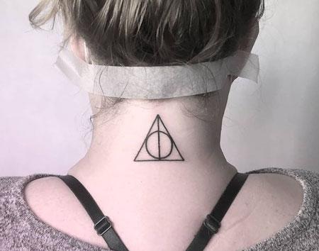 tatuaje triangulo