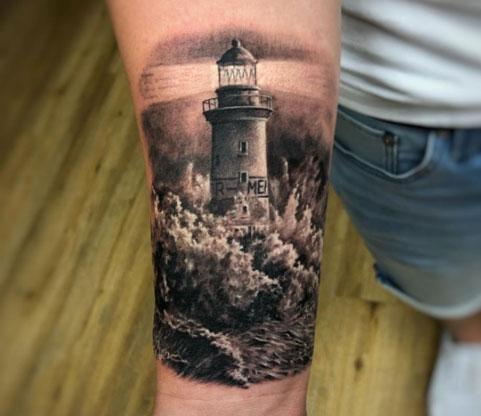 realitic tattoo faro