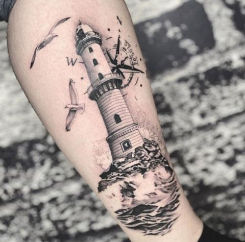 Tatuaje de Faro