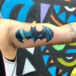 batman tatuajes