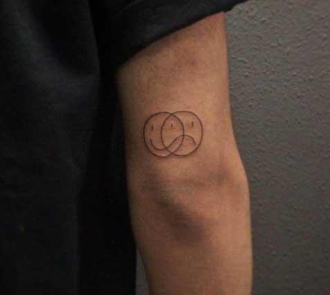 emoji tatuaje
