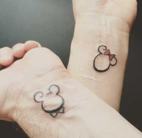 tattoo novios