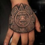 calendario del sol tattoo